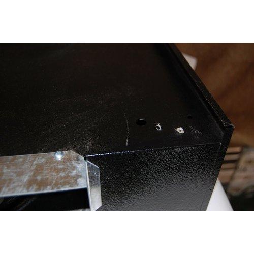 """Heng's Industeries 20"""" Black Ducted RV Range Hood"""