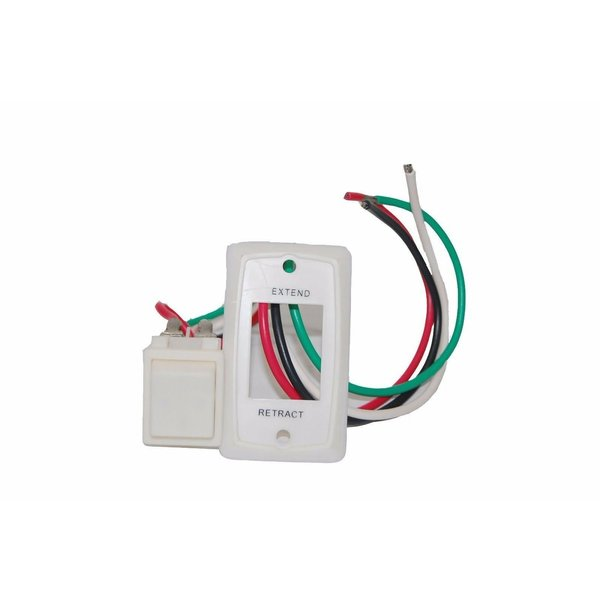 Lippert Rv Power Stabilizer Jack Switch  U0026 Harness 12v