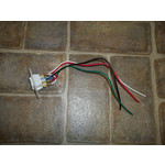 Lippert Components Power Stabilizer Jack Switch & Harness 12V Extend Retract