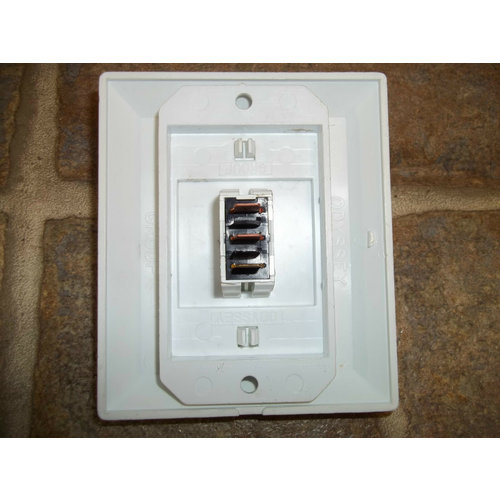 Sigma 12 V  Illuminated Fresh Water Holding Tank Heater Switch