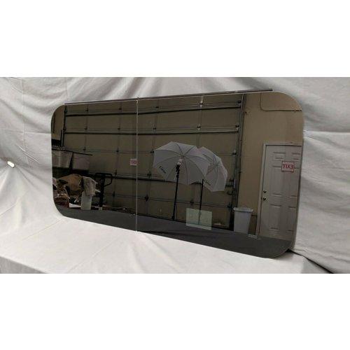 "Lippert Components 48"" x 22"" Frameless Torque Emergency Exit Window"