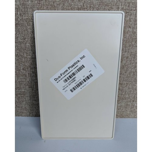 "Duo-Form 7"" x 10"" Plastic Access Panel"