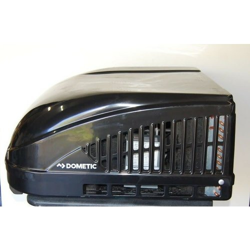 Dometic Black 13,500 BTU Brisk Air II Air Conditioner