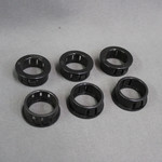 "LaVanture Products 6 Pack 1"" Snap In Plastic Bushing"