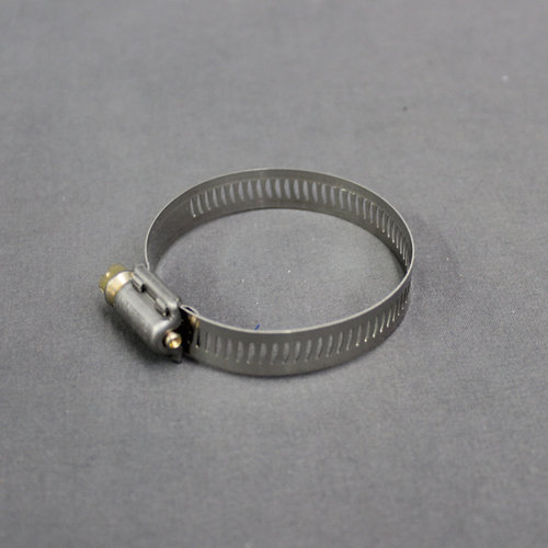 "Breeze 1 9/16"" - 2 1/2"" Stainless Steel Hose Clamp"