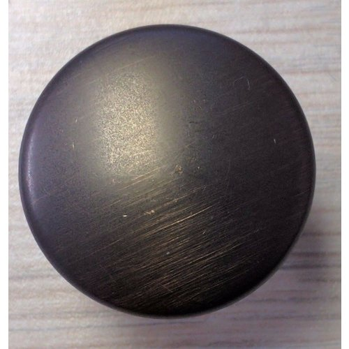 Gustafsons Lighting Oil Rubbed Bronze Cabinet Drawer Knob Pull w/ Screws