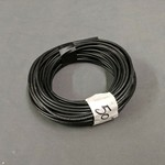 Unbranded 14 AWG Gauge Wire Black Copper Water Resistant