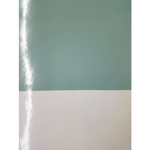 Lamilux 7' x 3' Green / Ivory Fade Filon Fiberglass Siding
