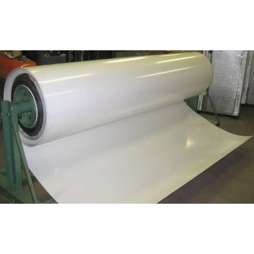 Lamilux 8' x 4' Polar White Filon Fiberglass Siding