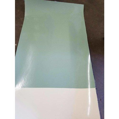 Lamilux 7' x 7' Green / Ivory Fade Filon Fiberglass Siding