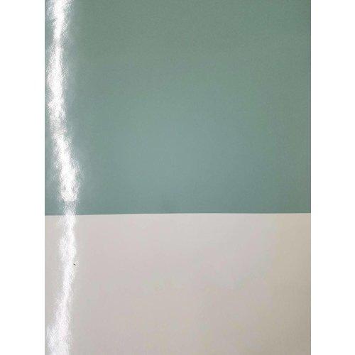 Lamilux 7' x 8' Green / Ivory Fade Filon Fiberglass Siding