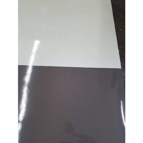 Lamilux 7' x 7' Ivory / Brown Fade Filon Fiberglass Siding