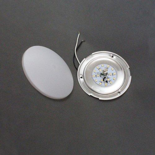 "QAI 4 1/2"" Round LED Light w/ Touch Sensor Switch"
