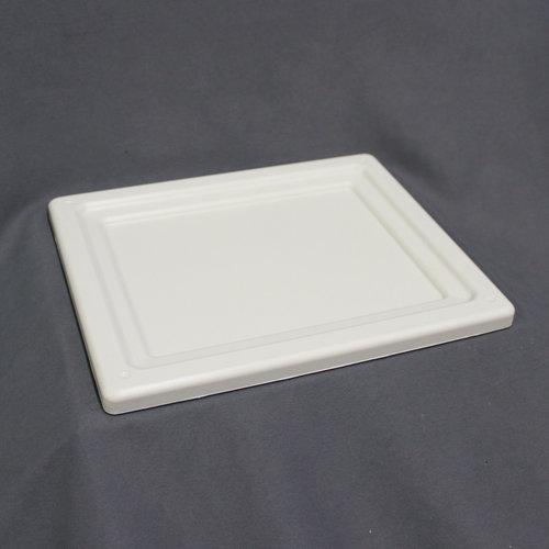 """Unbranded 8"""" x 10"""" Parchment Plastic Access Panel"""
