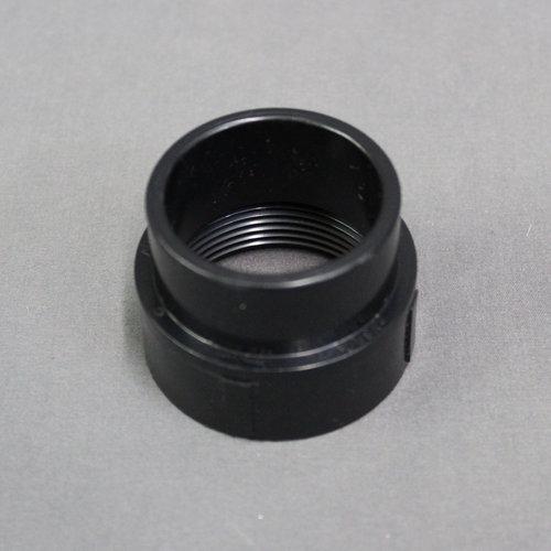 "LaSalle Bristol ABS Cleanout Adaptor 1 1/2"" Female Spigot x 1 1/2"" FPT"