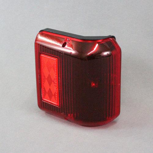 Wrap-Around Red Tail Light