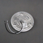 """Dream Lighting LED Cabin Lighting Fixture 4.5"""" Dome w/ Switch"""