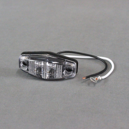 Optronics Inc. Amber LED Mini Clearance Light MCL13A2B
