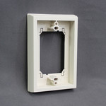 Almond Color GFCI or Wall Plate Extension Ring