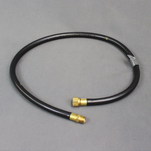 "Accuflex 38"" Long 3/8"" LP Gas Hose Female Flare x Male Pipe Thread"