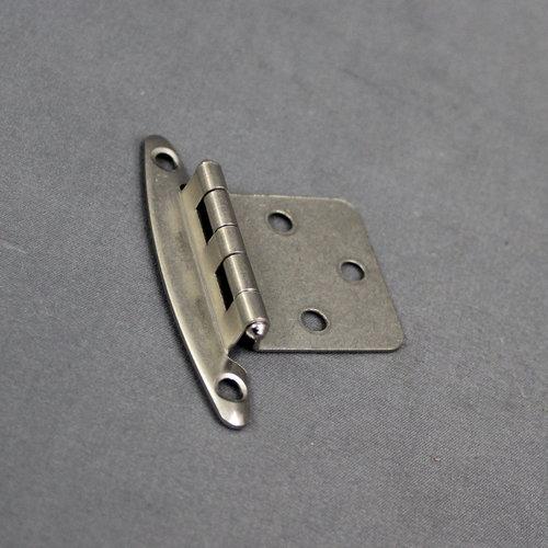 RV Designer Nickel Classic Free Swinging Hinge