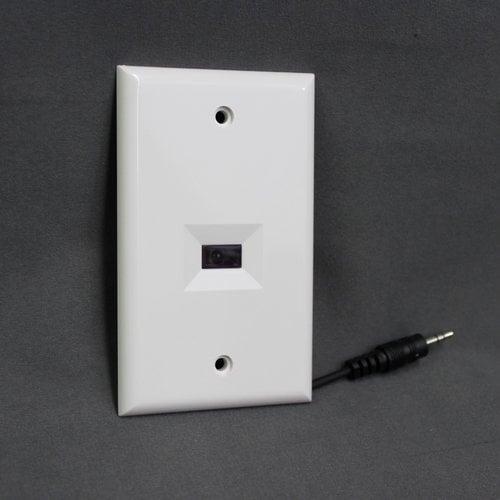 Concertone White IR Wall Plate