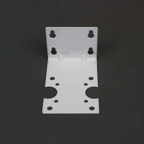 JR Products L Shaped LP Gas Regulator Bracket