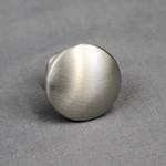 Global Link Brushed Satin Nickel Cabinet Drawer Knob
