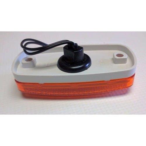 Optronics Inc. Clearance Light Amber