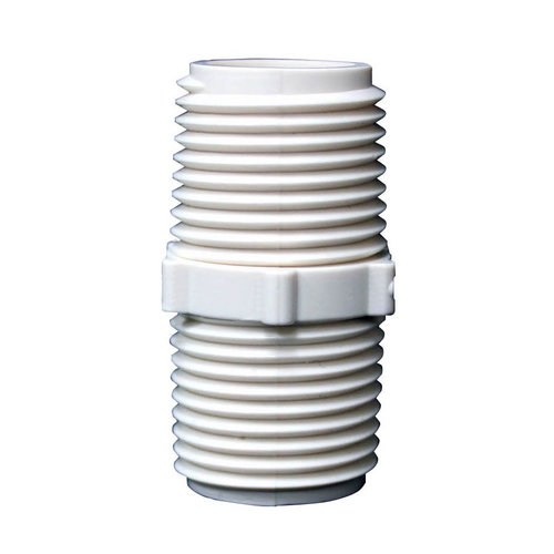 """LaSalle Bristol 1/2"""" x 1/2"""" Poly Alloy Male Coupling"""