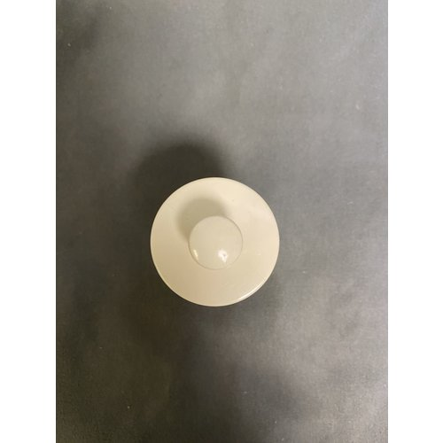 JR Products Sink Drain Stopper 1 1/4 Inch Pop-Up Style Plastic Stem Parchment