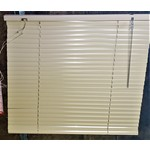 Unbranded Mini Blinds 26 x 24 Fawn