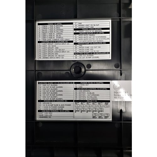 ASA Electronics Control Panel In Command