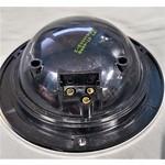 Optronics Inc. Tail Light Round Red Lens w/ trim