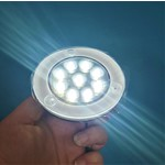 American Technology LED Puck Docking Light