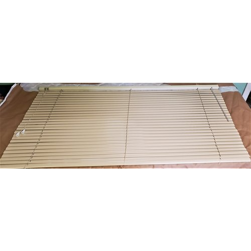 Unbranded Mini Blind 50 x 24 Fawn