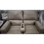 Lippert Components Two Piece RV Recliner Sofa Set