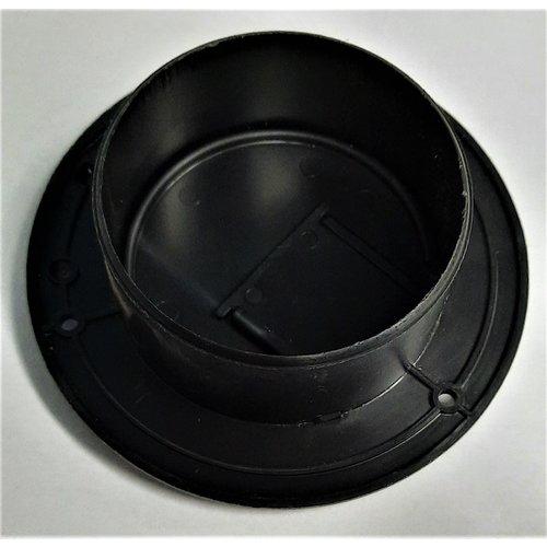B & B Molders Hatch Cable Round Black