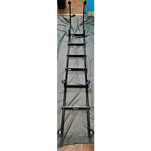 Ladder Exterior Black