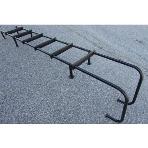 Ladder Exterior Aluminum