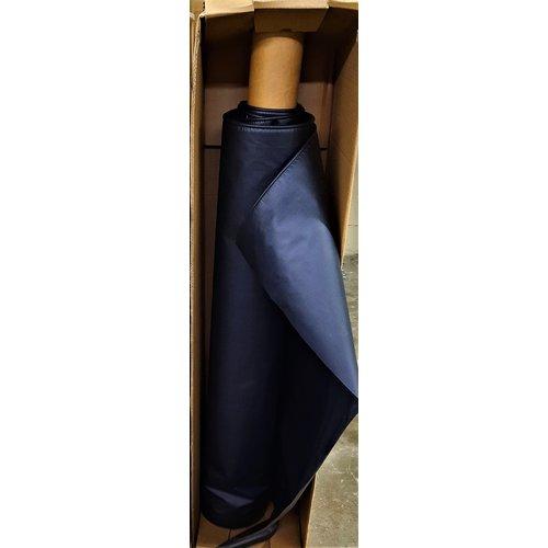 Dometic Slide Topper Fabric Bulk Black per LF