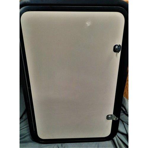 Unbranded Baggage Door 30 x 20 TAN/BLK