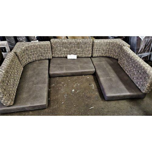 Lippert Components Dinette Cushion U Shaped Set