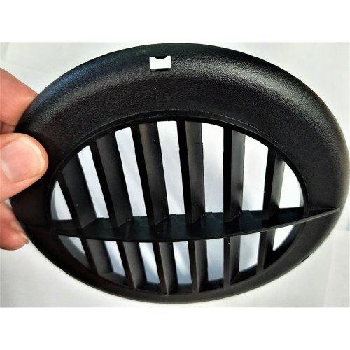 Birdseye Furnace Vent Black Cover Only