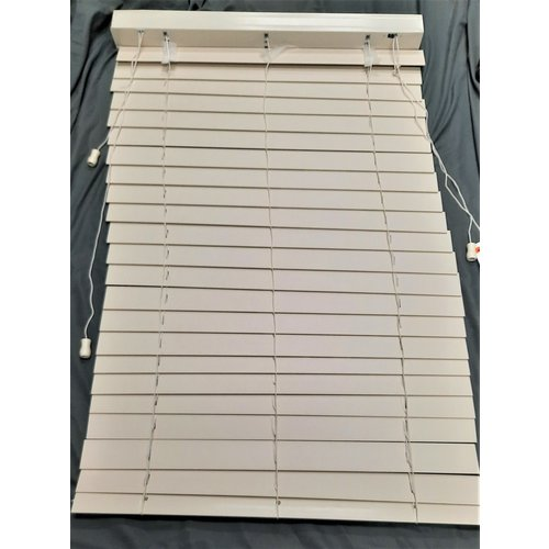 """Unbranded 2"""" Faux Wood Blind 72 X 36"""