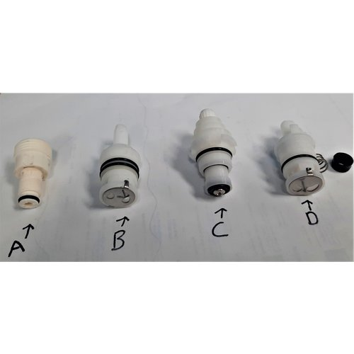 Various Faucet Valve All Brands single pack