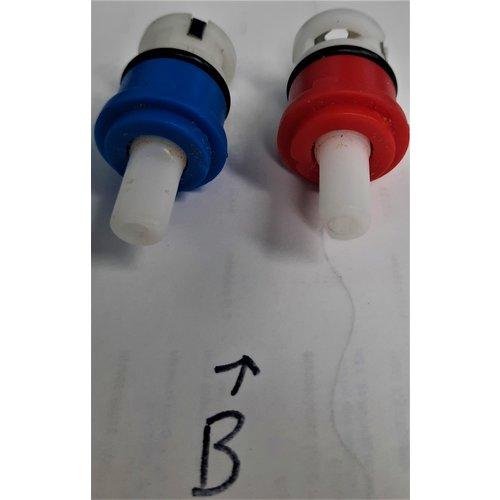 Various Faucet Valve All Brands two pack