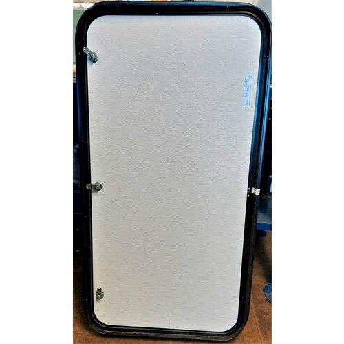 Unbranded Baggage Door 42 x 22 GRY/BLK