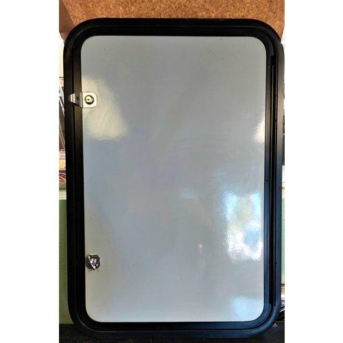 Unbranded Baggage Door 30 x 20 GRAY/BLK