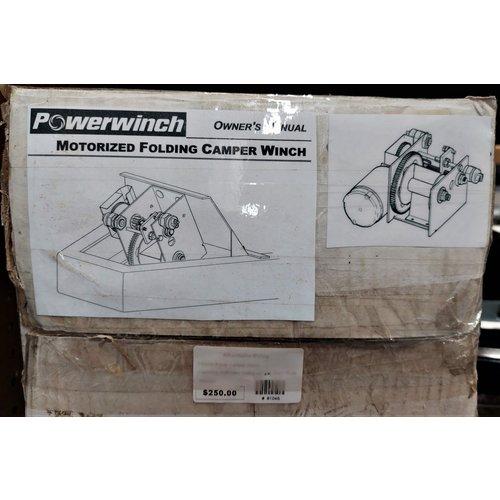 P55000 Power Camper Winch